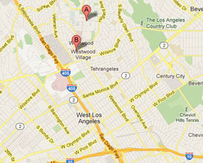 UCLA Blood & Platelet Center fix site locations