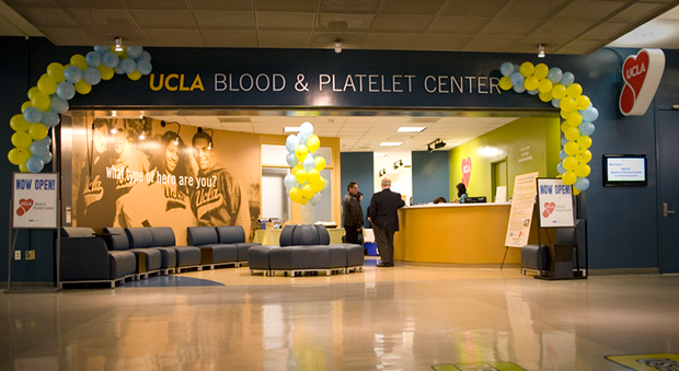 UCLA BLood & Platelet Donor Centers